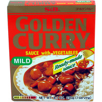S&B Instant Golden Curry Mild