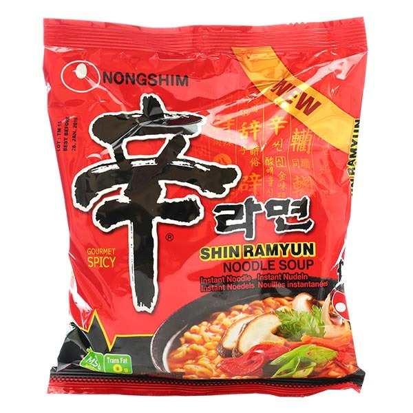 Image result for shin ramen