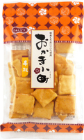 Hokuetsu Thin Soy Sauce Rice Crackers