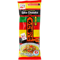 Nagatanien Salmon Chazuke Rice Soup Seasoning