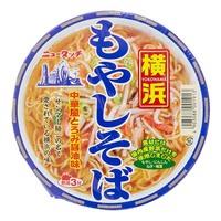 Yamadai Yokohama Soy Sauce Soba with Bean Sprout
