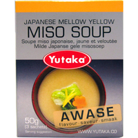 Yutaka Japanese Mellow Yellow Miso Soup