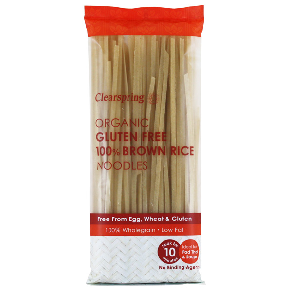 Japan Centre - Clearspring Organic Gluten Free 100% Brown