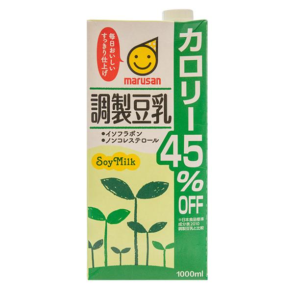 Marusanai soy low calorie big