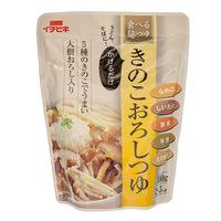 Ichibiki Tsuyu Soup Base with Mushroom and Grated Radish