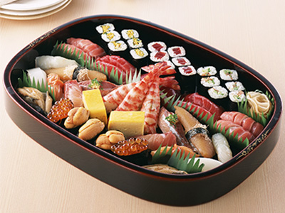 Jc sushi spread 400 300