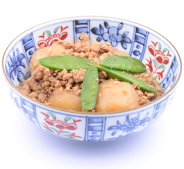 Potato and chicken soboro recipe japan centre potato and chicken soboro forumfinder Choice Image