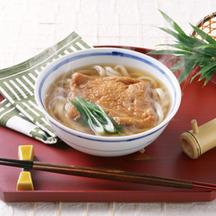 Photo kitsune udon