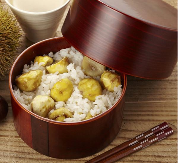 Kurigohan (Chestnut Rice) Recipe