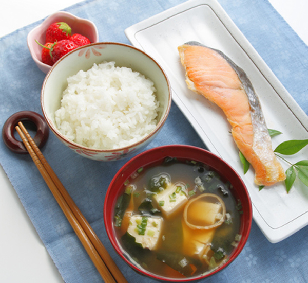 Healthy japanese breakfast recipe japan centre for Authentic japanese cuisine