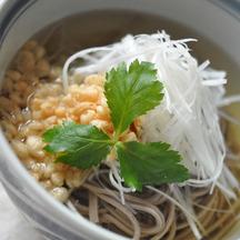 12 soba noodle soup