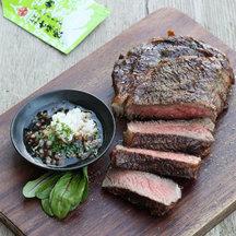 1206 wagyu steak sansho