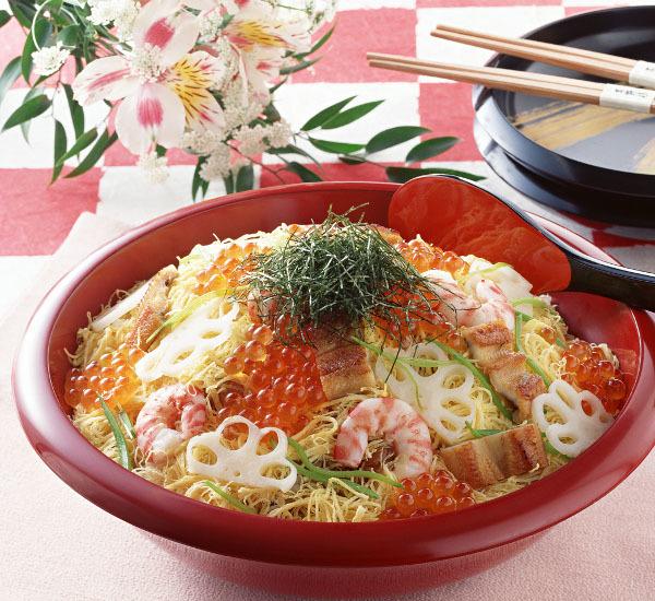 129 Chirashi Sushi
