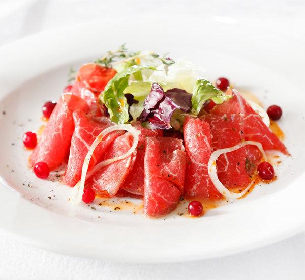 Beef Tataki Carpaccio