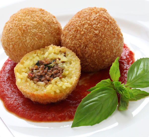 Image result for arancini