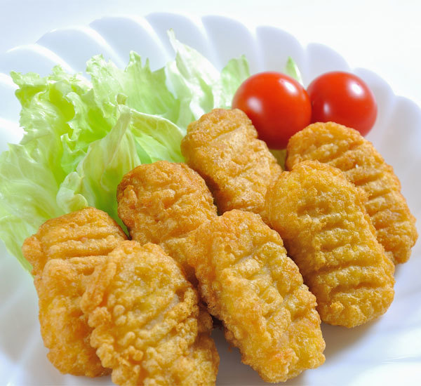 Nuggets De Poulet Maison Recette De Nuggets De Poulet: Nuggets De Poulet Au Soja Recette