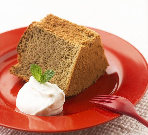 Chiffon sponge cake recipe
