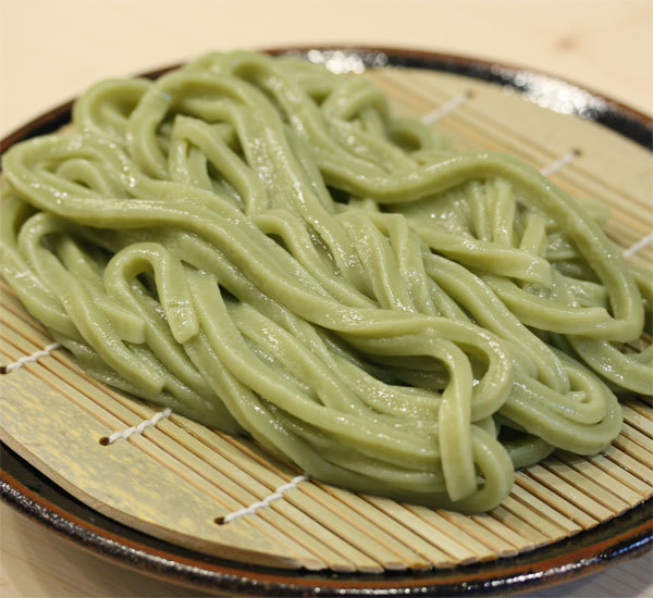 Handmade Matcha Udon Noodles Recipe - Japan Centre
