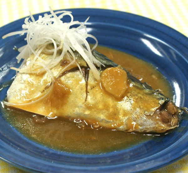 Mackerel simmered in miso sauce recipe japan centre for Miso sauce for fish