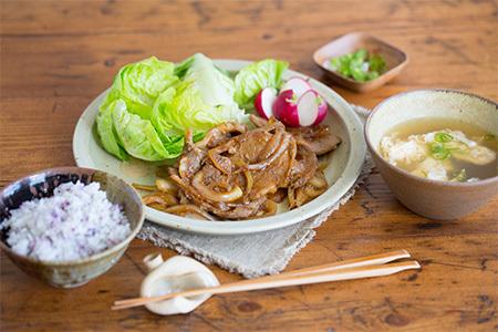Jc fresh meal 3 buta shogayaki 450 300