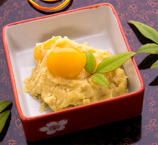 Kuri Kinton Chestnut and Sweet Potato Mash