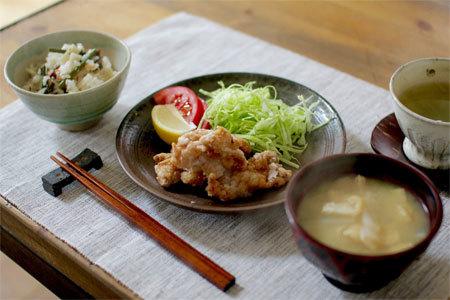 Yakisoba meal