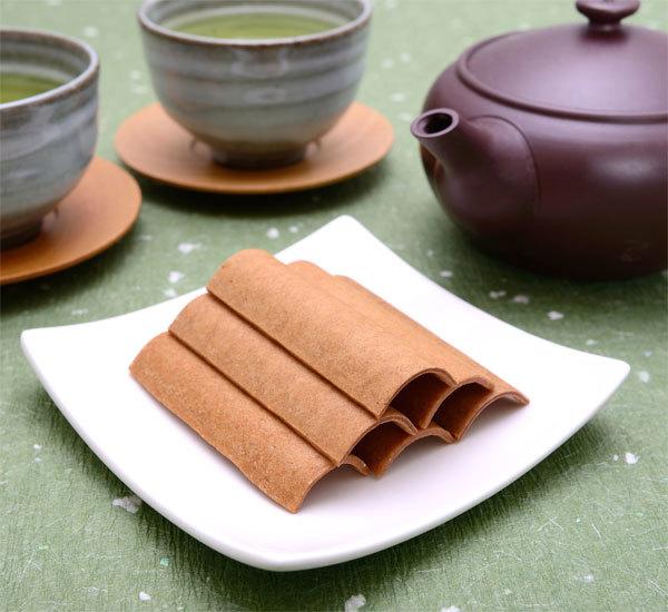Yatsuhashi Baked Cinnamon Mochi