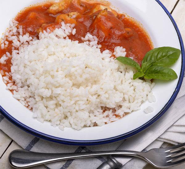 Japanese Style Chicken and Tomato Nimono Stew