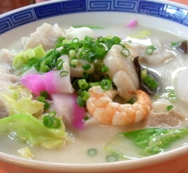Nagasaki Champon Noodles