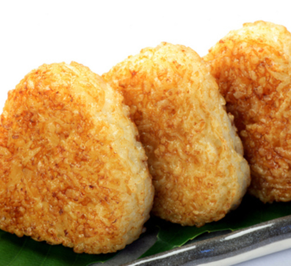 Yaki Onigiri Grilled Rice Balls Recipe - Japan Centre