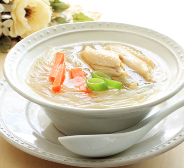 Harusame Noodle Soup