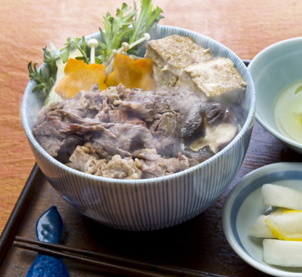 Beef Sukiyaki Donburi Rice Bowl Recipe - Japan Centre
