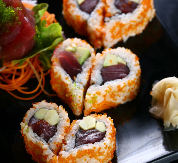 Heart Shaped Sushi For Valentine's Day Recipe - Japan Centre