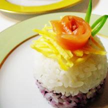 305 chirashi sushi cupcake