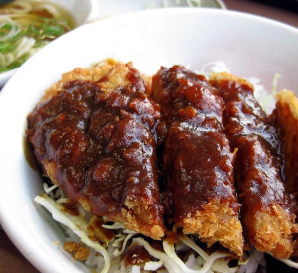 Panko Miso Pork Cutlet (Miso Katsu)