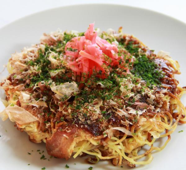 Hiroshima Okonomiyaki Recipe - Japan Centre