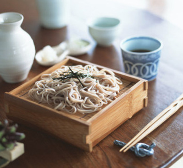 Zaru Soba Chilled Noodles