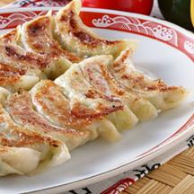 Original gyoza dumplings
