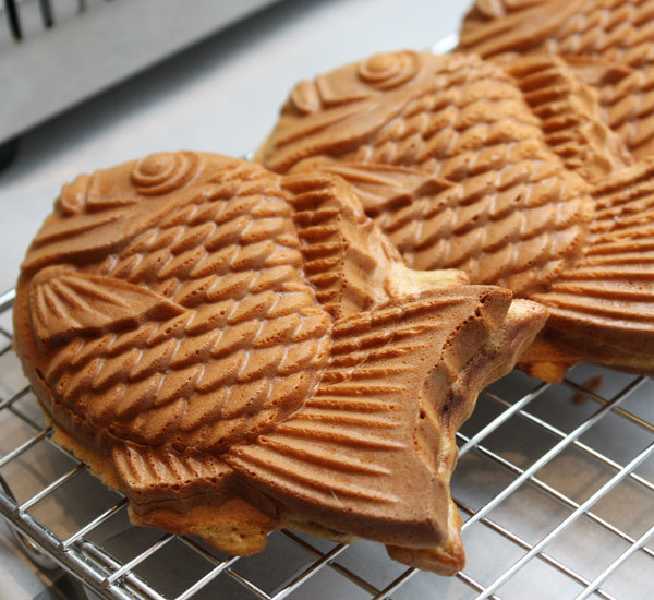 Make Chocolate Taiyaki