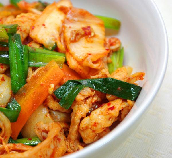 Kimchi Donburi