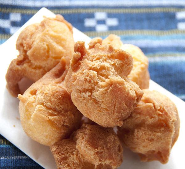 Sata Andagi Okinawan Doughnuts
