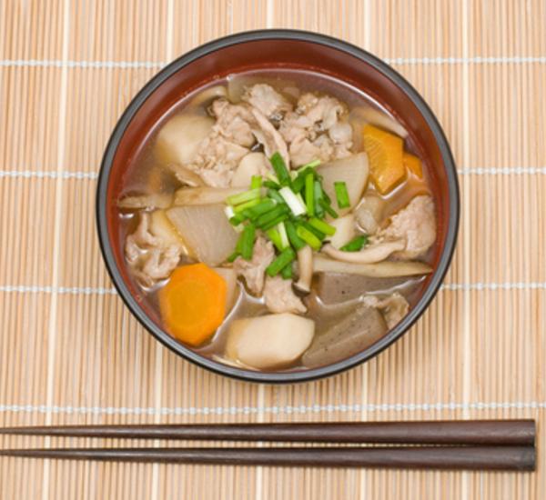 Tonjiru Pork Soup
