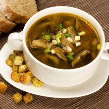 813 mushroom soup umami
