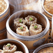 Photo shumai chinese style dumplings