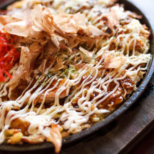 949 kimchi okonomiyaki